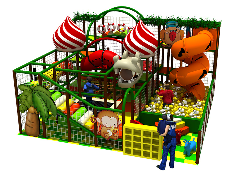 Forest Indoor playground-NN-02-007