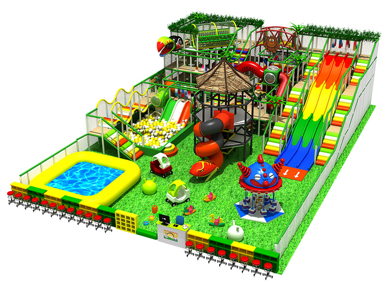 Forest Indoor playground-NN-02-016