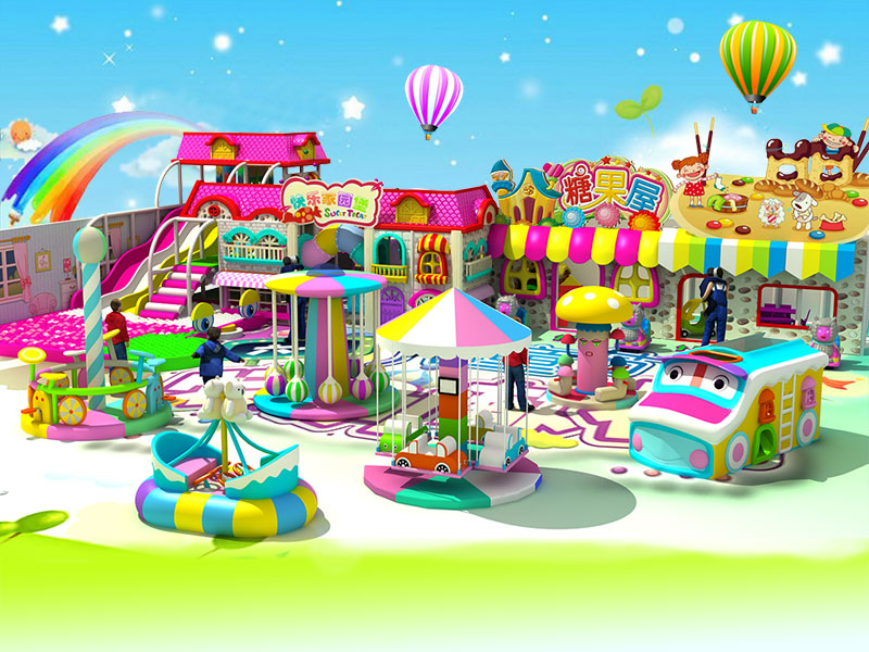 Candy Indoor playground-NN-02-022