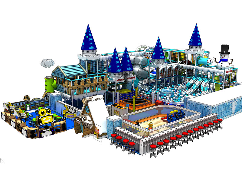 Snow Indoor playground-NN-02-033