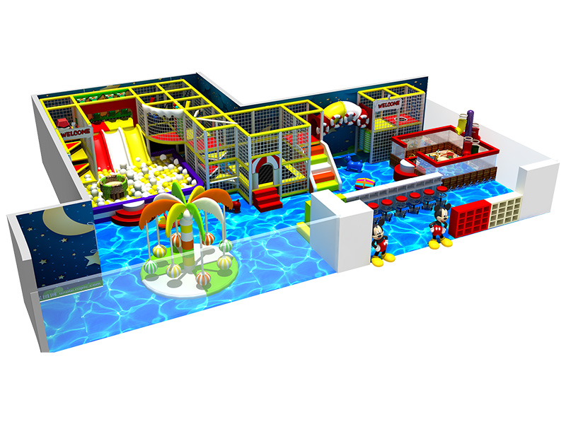 Popular Indoor playground-NN-02-049
