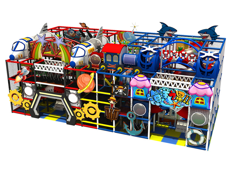 Popular Indoor playground-NN-02-050